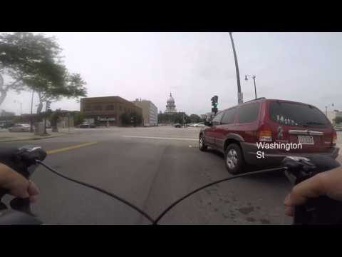 Route 66 Bike Trail Sangamon County Illinois Segment 3