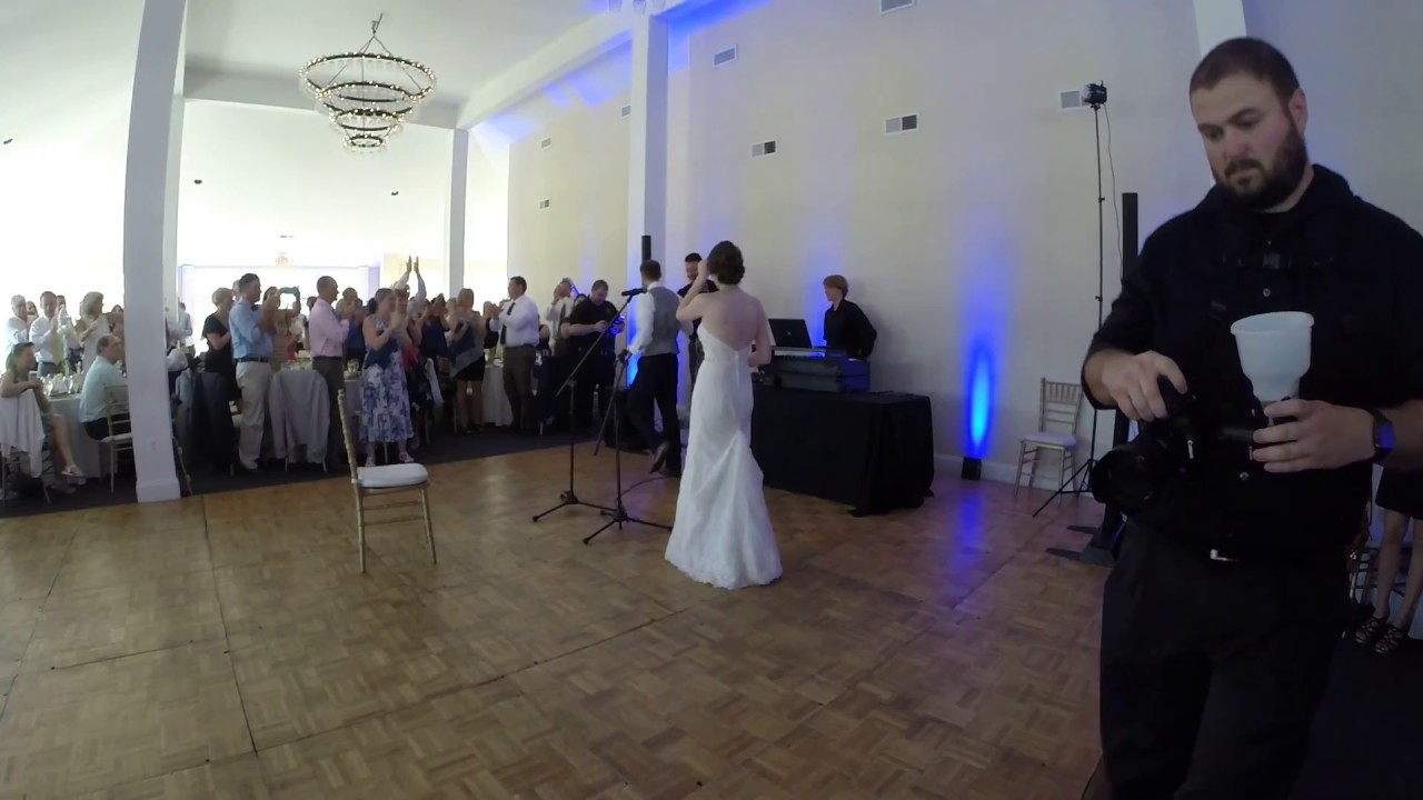 Singing My Version Of Hallelujah To Wife On Our Wedding Day