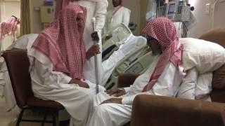 """سماحة المفتي يرقي الشيخ ناصر الشثري """"أبوحبيب"""""""