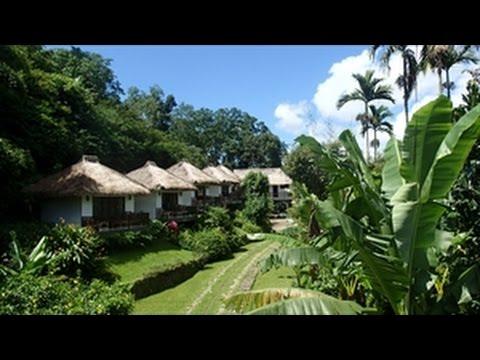 Kelimutu Crator Lakes Eco lodge Moni Flores island NTT Indonesia