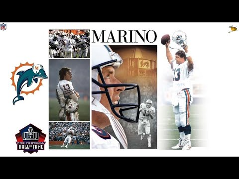 Dan Marino (Best Pure Passer in NFL History) NFL Legends