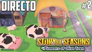 Vídeo Story of Seasons: Pioneers of Olive Town