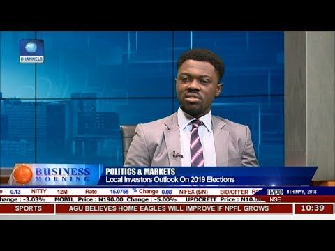 Local Investors Outlook On 2019 Elections | Business Morning |