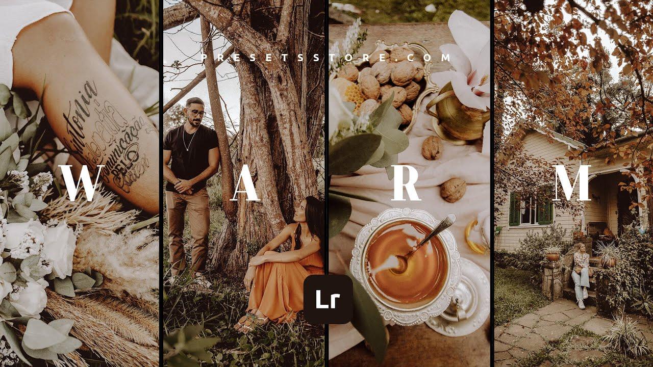 Warm Filter for Lightroom & Photoshop   Lightroom Presets   Professional Photo Editing