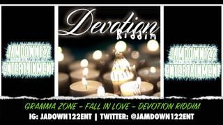 Gramma Zone - Fall In Love - Audio - Devotion Riddim [Notnice Records] - 2014