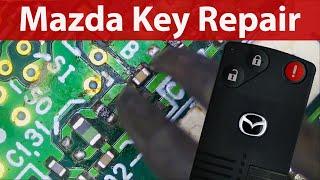 2007 CX9 Mazda Fob key Repair