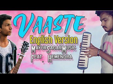 vaaste-english-version-|-lyrical-video-|-by-mayursagar-music