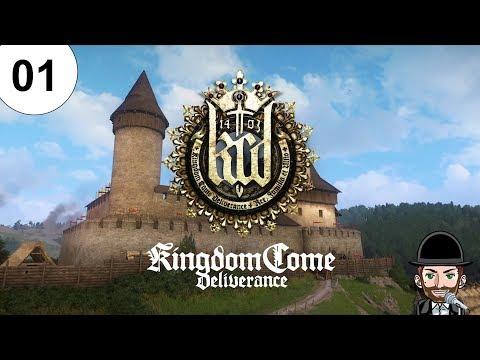Kingdom Come: Deliverance | 01 | Alltag im Burgdorf
