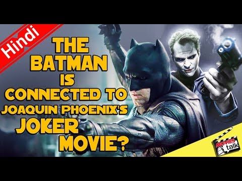 The Batman Is Connected to Joaquin Phoenix's Joker Movie? Explained In Hindi