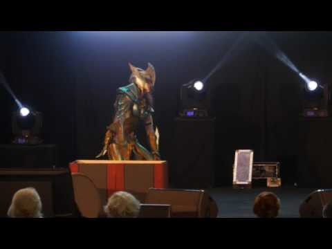 related image - HeroFestival 2016 - Marseille - Concours Cosplay - 01 - Skyrim