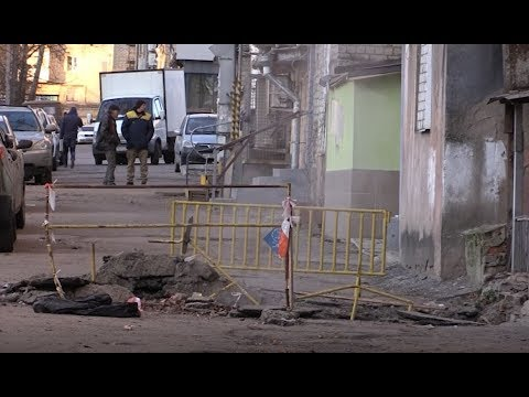 Без тепла и света. Жители дома на проспекте Науки собирались перекрыть дорогу - 25.11.2019