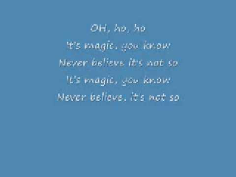 Pilot-Magic (Lyrics)
