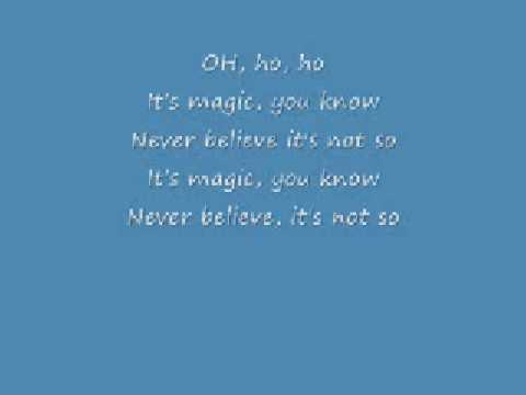 Pilot-Magic (Lyrics)