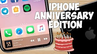IPHONE 8/X ! Date, prix, dernières rumeurs, design, fonctionnalitées !