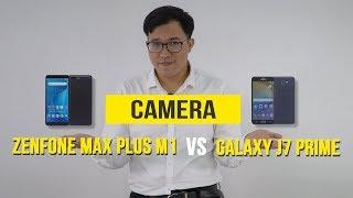 Đối đầu camera - Asus Zenfone Max Plus M1 vs Samsung Galaxy J7 Prime