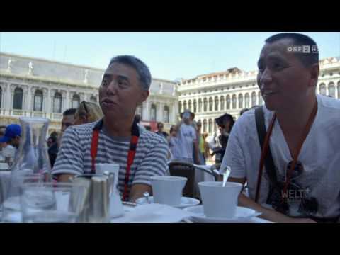 Busreise - Chinesen auf Europa-Tour - sechs Länder in 10 Tagen