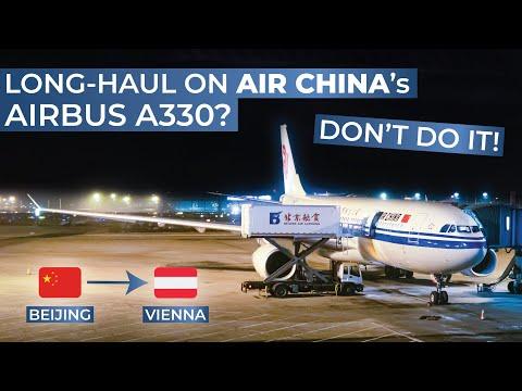 TRIPREPORT | Air China (ECONOMY) | Beijing - Vienna | Airbus A330-200