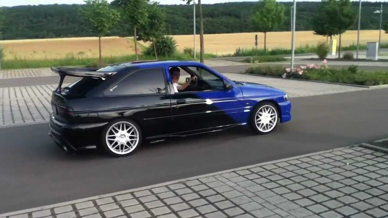 Le meilleur: escort cosworth tuning