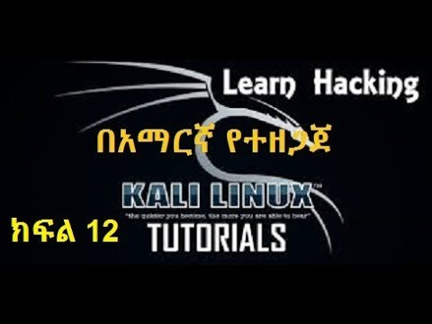 How To Gather Information In Kali Linux Using Sparta (2019)