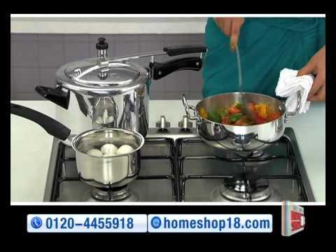 6b9a0091676 HomeShop18.com - Annapurna Kitchen Combo by PNB - YouTube
