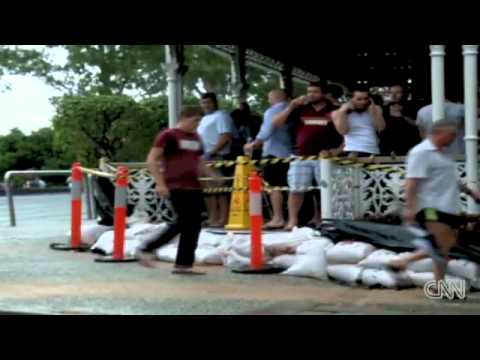 Disaster declared as Australia flood death toll rises to 10