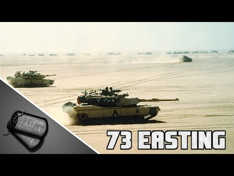 Project Reality 1.3.5 [] Battle of 73 Easting [] Full Round