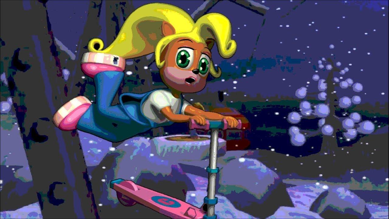 Crash Bandicoot Christmas.Crash Bandicoot Christmas Special The Wrath Of Cortex Ps2