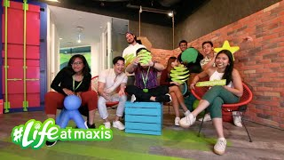 Hear from our young talents about their careers at Maxis