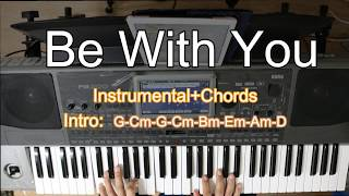 Be With You (Instrumental City Harvest Church) Chords & Lyrics Praise and Worship Song
