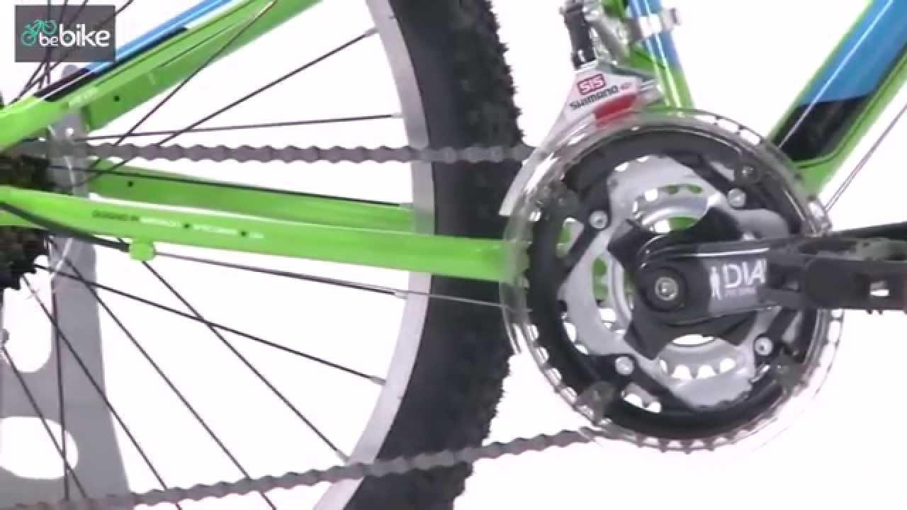 Горный велосипед Trek X-Caliber 4 для кросс-кантри, рама 17.5 .