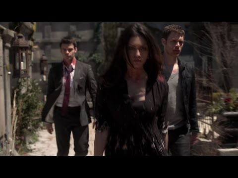 The Originals 1x22 Klaus, Hayley & Elijah Go To Save The Baby