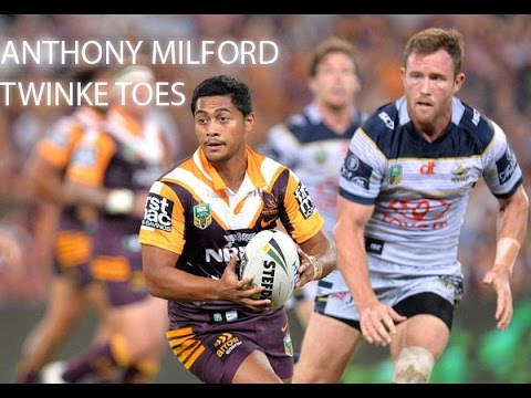 Anthony Milford - Twinkle Toes