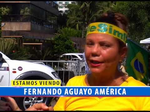 Fernando Aguayo América 04-11-2018