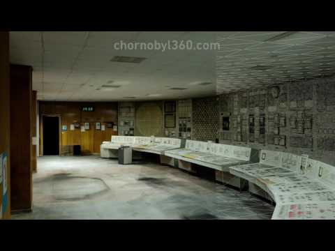 Chornobyl 360 Photogrammetry early version of Reactor Control Room