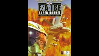 FA  18E highly compressed 70 mb size pc game with game play