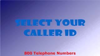 800 Toll Free Numbers Fresno, Visalia, Bakersfield CA 800 Toll Free Numbers