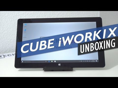 Cube iwork1x Unboxing And First Look