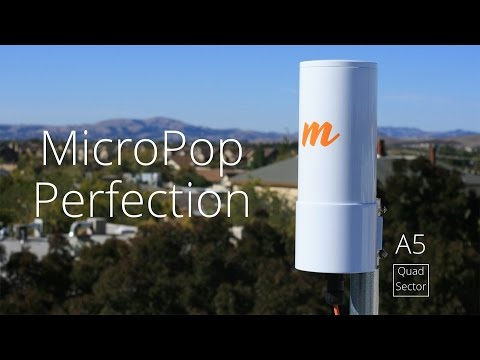 Change the game with a fiber-fast MicroPop solution