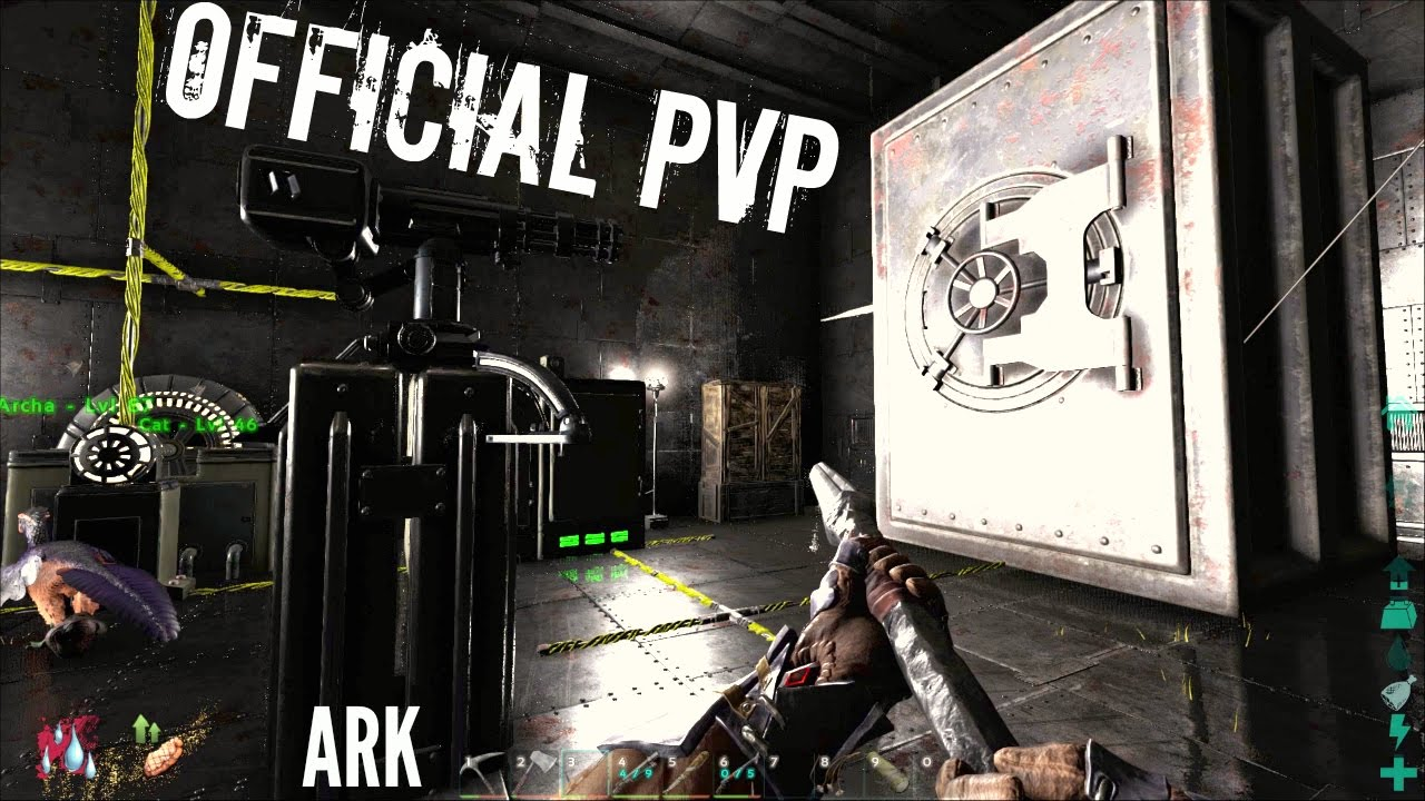 Securing a base w turrets and a vault official pvp e21 ark securing a base w turrets and a vault official pvp e21 ark survival youtube malvernweather Choice Image