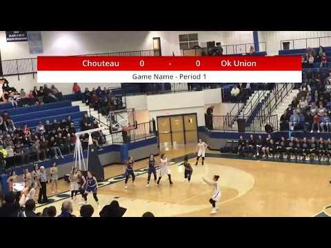 Chouteau vs Ok Union
