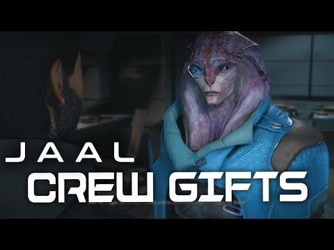 Mass Effect Andromeda: Jaal #5 - A Poem for Vetra