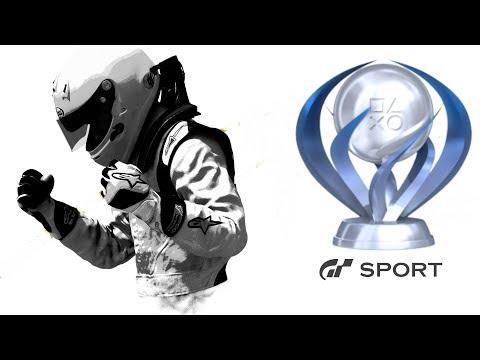 Gran Turismo Sport - First Platinum Achived!!!