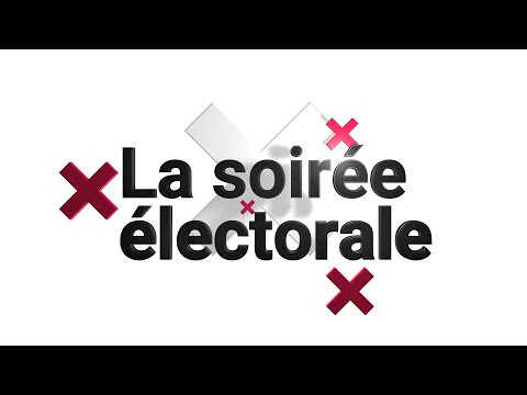 Soirée électorale 2021 au Canada