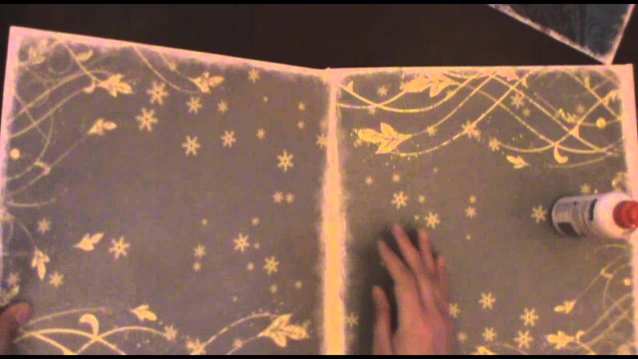 How to refill scrapbook pages - How To Extend Your Scrapbook Pages