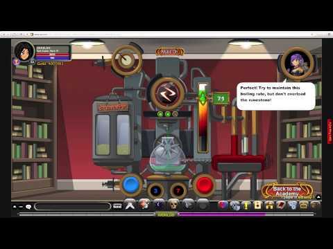 AQW Alchemy guide