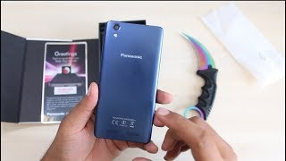 Panasonic P95 Unboxing, Camera, Features | Available for Just 3,999 INR
