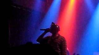 MF Doom - Rhymes Like Dimes - Figaro (Live @ VK* Brussels 09/03/10)