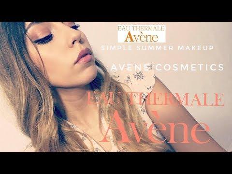 Makeup léger pour l'été - Je teste le Maquillage Avène - Beauty's ines