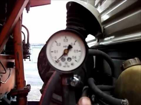 Контроль топлива через проточный датчик на камазе.wmv
