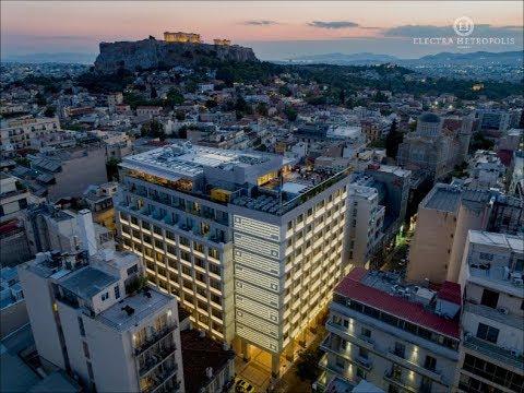 Electra Metropolis Athens | Experience Luxury Lifestyle